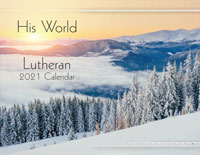 His World Custom Calendar - Lutheran Edition