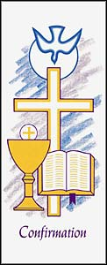 Parchment Confirmation Certificate (Pkg of 12)