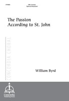 Passion According to St. John (Byrd)