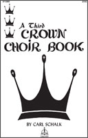A Third Crown Choir Book