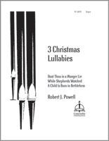 3 Christmas Lullabies