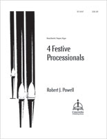 4 Festive Processionals