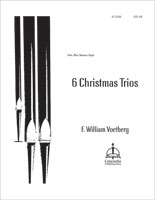 6 Christmas Trios