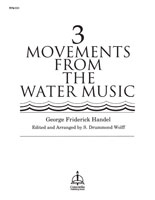 3 Movements from the Water Music