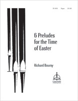 6 Preludes for the Time of Easter