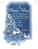 A Manger Trilogy (Handbell Part)