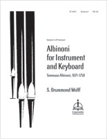 Albinoni for Instruments and Keyboard