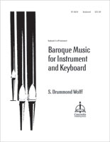 Baroque Music for Instrument and Keyboard