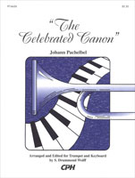 Canon in D / The Celebrated Canon (Keyboard and Trumpet)