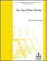 Jesu, Joy of Man's Desiring (Bach/Thompson) - Handbell/Voice