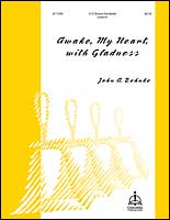 Awake, My Heart, with Gladness (Behnke) - Handbell