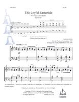 This Joyful Eastertide (Moklebust) - 3–6 Octaves