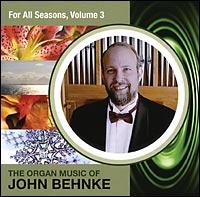 For All Seasons CD, Volume 3