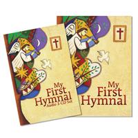My First Hymnal Book Set (Accomp. Book, Hymnal, 3 CD Set)