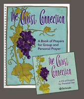 The Christ Connection Prayer Book & Audio CD