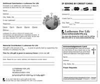 Memorial/Thanksgiving Cards