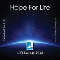 Hope for Life - 2018 Life Sunday CD