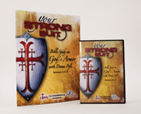 Your Strong Suit DVD Bible Study with Workbook