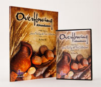 Overflowing Abundance DVD Bible Study with Workbook