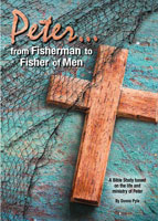 Peter...From Fisherman to Fisher of Men DVD Bible Study