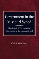 Government in the Missouri Synod