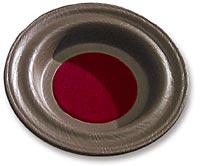 Offering Plate, Dark Rim