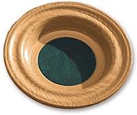 Offering Plate, Oaktone Rim