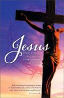 Standard Good Friday Bulletin: Jesus