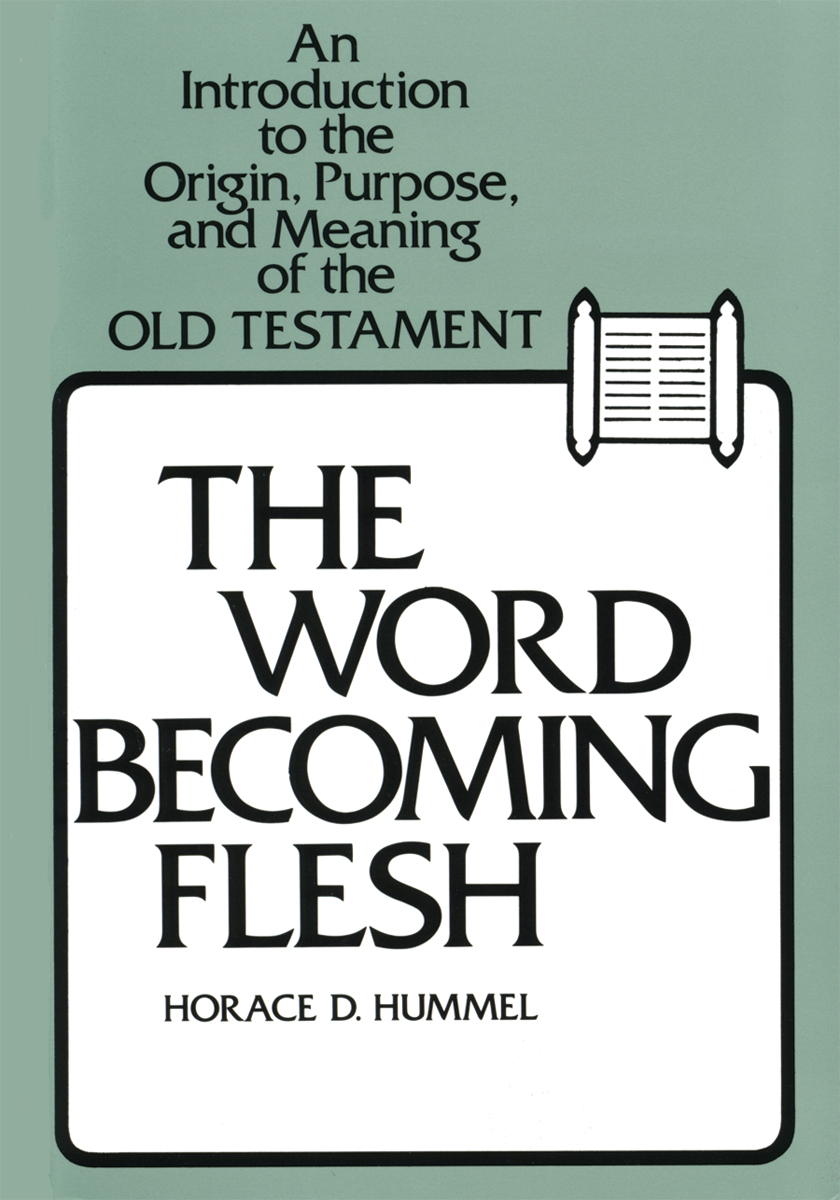 THE WORD BECOMING FLESH AND TABERNACLING AMONG US