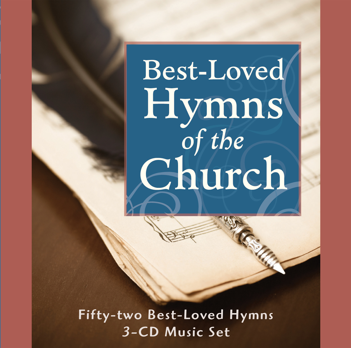 Best-Loved Hymns of the Church: Music CD\'s