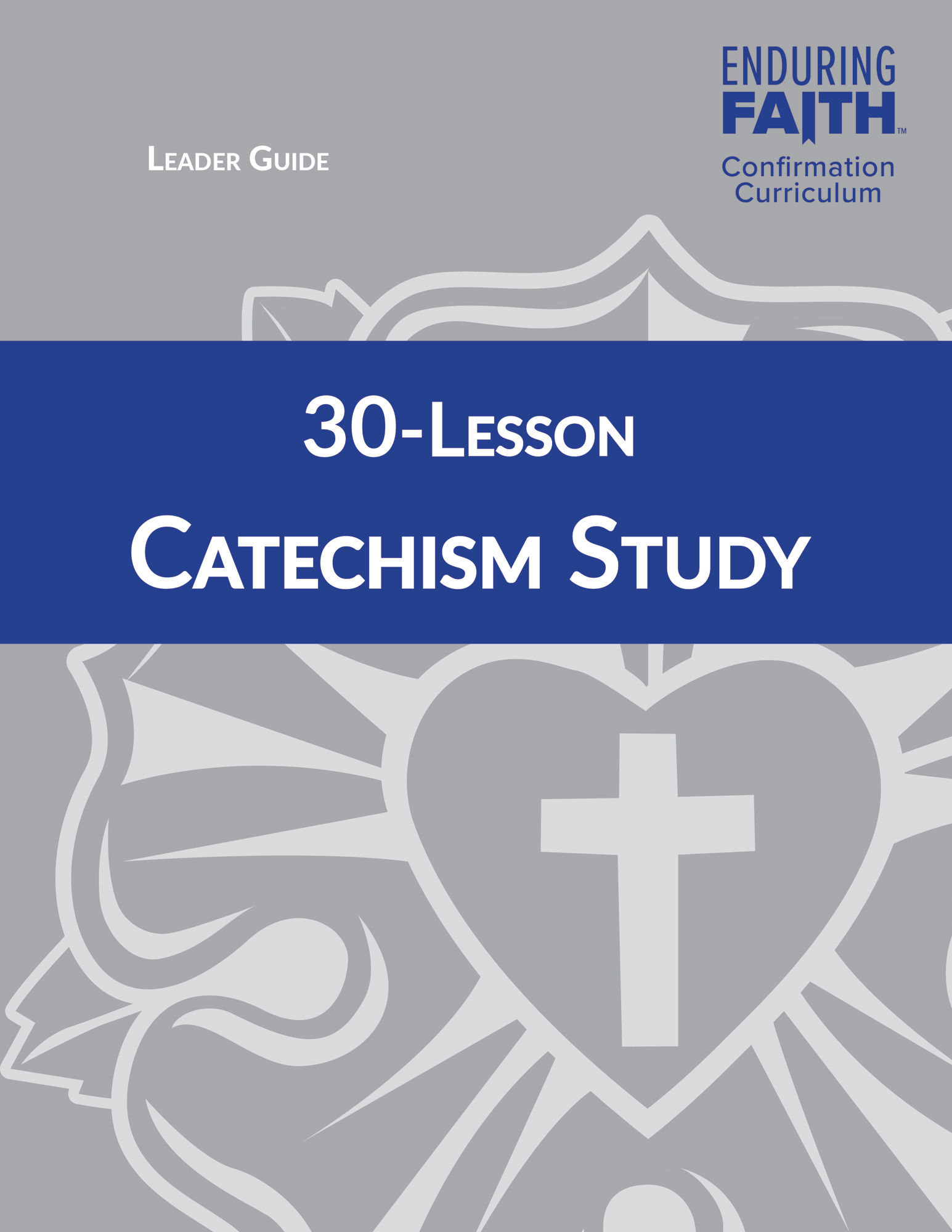 Study Guides for Catechism - baylor.edu