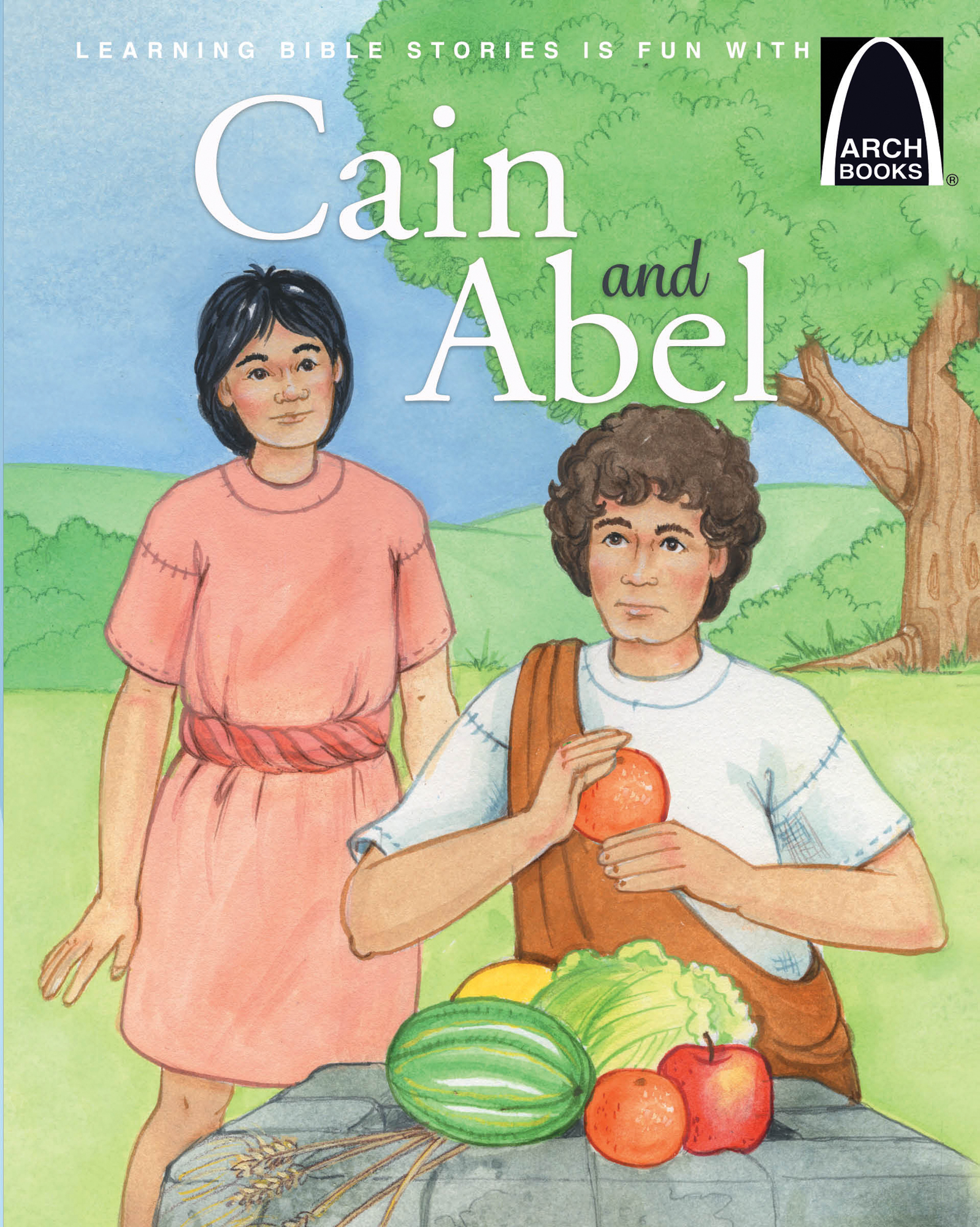 Cain And Abel Arch Books Ebook Edition