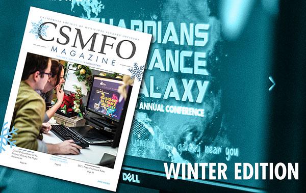 CSMFO Magazine – November 2018