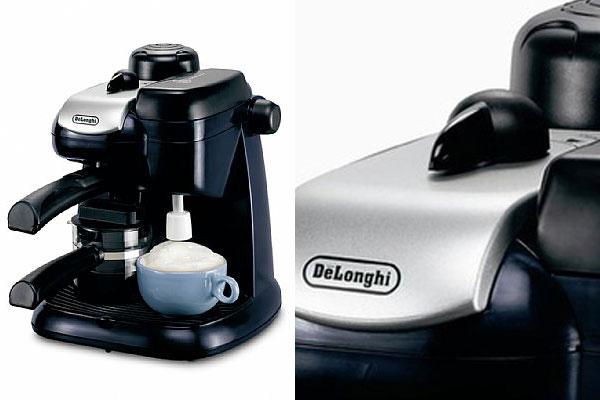 Presentão para o Dia dos Pais! Máquina de Café Espresso DeLonghi Ec9 por apenas R$199,00!