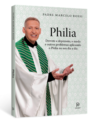 Livro Philia do Padre Marcelo Rossi