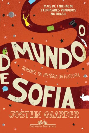 Livro Mundo de Sofia