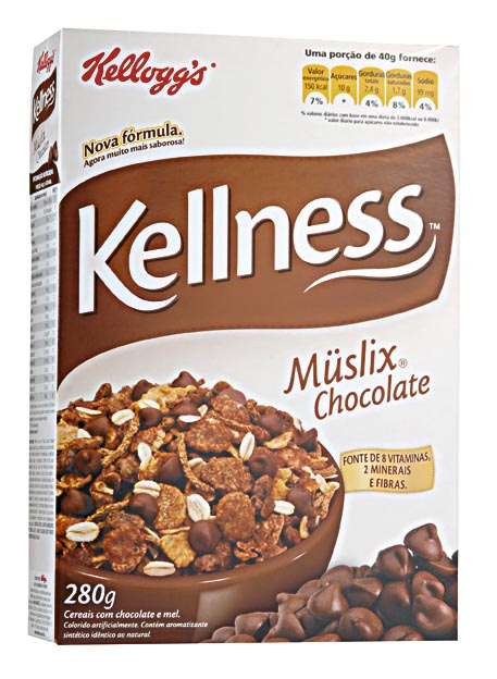 30% Off Delivery: Cereal Muslix  Kellness Kellogg's 280g –  Vários Sabores