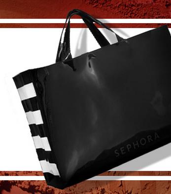 Ganhe Bolsa exclusiva Sephora em todas as compras a partir de R$199!
