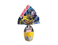 20% OFF: Ovo Transformers 90g (Exclusivo Lojas Americanas)!