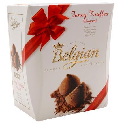 Caixa de Trufas Original 200g - Belgian!