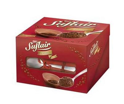 Ovo de Páscoa Nestlé Suflair de Colher Mousse de Chocolate!