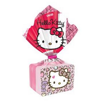 Ovo de Páscoa LACTA Hello Kitty!