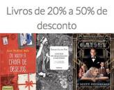 Promoção Livraria Cultura