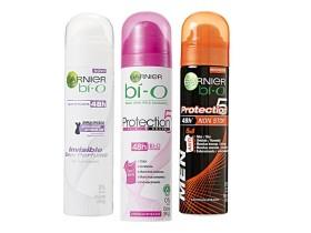 Delivery 30% Off: Desodorante Aerosol Bí-O Garnier 150ml – Vários tipos!