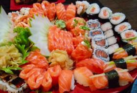 Delicioso Rodízio Japonês com 37% de desconto – todos os dias