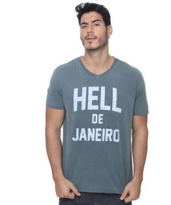 T-Shirt Hell de Janeiro!