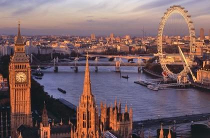 Passagens Aéreas São Paulo - Londres com o melhor preço garantido!