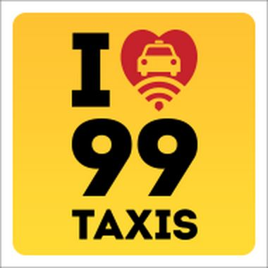 I Love 99 – R$30 de desconto na primeira corrida de táxi!