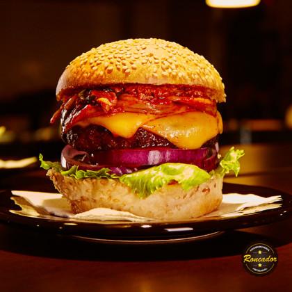 Festival do Hambúrguer – K Burger Roncador: Pague 1 e leve 2 por R$25,00!