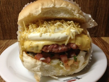 2 por 1: Burger IronChef